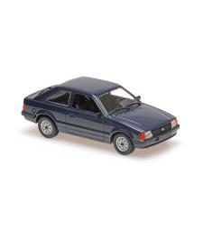 FORD ESCORT - 1981 - BLUE - MAXICHAMPS