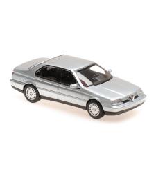 ALFA ROMEO 164 3.0 V6 SUPER - 1992 - SILVER - MAXICHAMPS