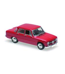 ALFA ROMEO GIULIA 1600 - 1970 - RED - MAXICHAMPS
