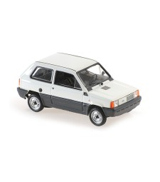 FIAT PANDA - 1980 - CREAM - MAXICHAMPS