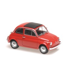 FIAT 500 L - 1965 - RED - MAXICHAMPS