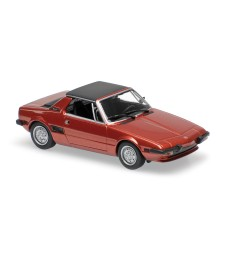FIAT X1/9 – 1974 – RED - MAXICHAMPS