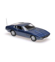 MASERATI GHIBLI COUPE - 1969 - BLUE METALLIC - MAXICHAMPS