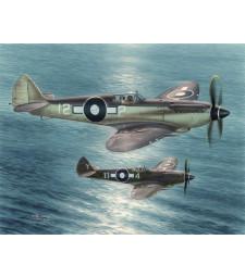 """1:48 Seafire Mk.XV """"Far East Service"""""""