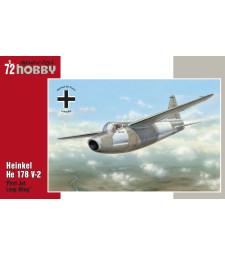 1:72 Heinkel He 178 V-2