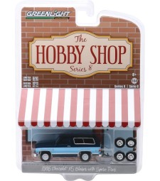 The Hobby Shop Series 8 - 1986 Chevrolet K5 Blazer with Spare Tires Solid Pack
