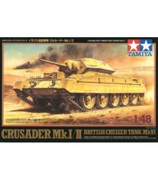 1:48 Crusader Mk.I/II British Cruiser Tank Mk.VI