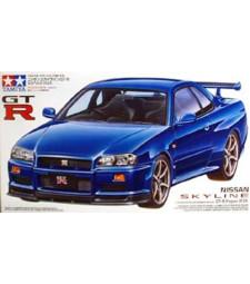 1:24 Nissan Skyline GT-R V-spec R34