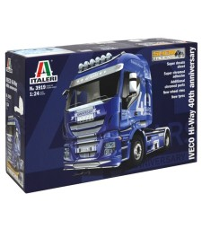 1:24 IVECO HI-WAY 40th ANNIVERS. Show Truck