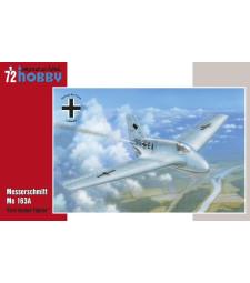 1:72 Messerschmitt Me 163A