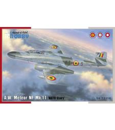 1:72 A.W. Meteor NF Mk.11
