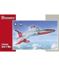 1:72 Folland Gnat F Mk.I British Single Seaters
