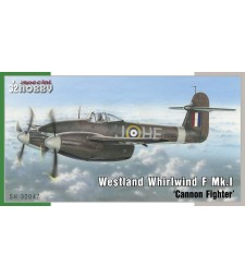 1:32 Westland Whirlwind Mk.I 'Cannon Fighter'