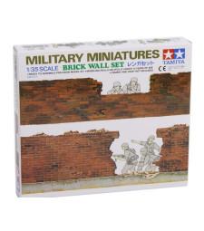 1:35 Brick Wall Set