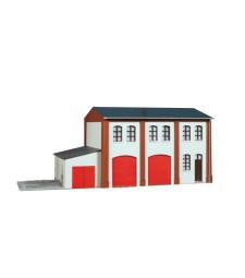 Factory fire brigade H0
