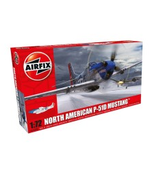 1:72 North American P-51D Mustang 1:72 - New livery