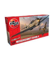 1:72 Messerschmitt Bf109E-4