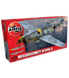 1:72 Messerschmitt Bf109G-6