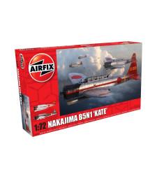 """1:72 Nakajima B5N1 """"Kate"""""""