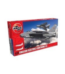 1:72 ENGLISH ELECTRIC LIGHTNING F6