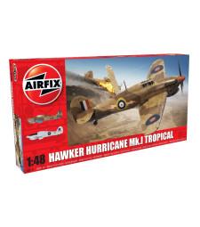 1:48 Hawker Hurricane Mk.I - Tropical