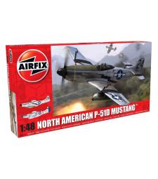 1:48 North American P51-D Mustang - New tool