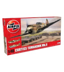 1:48 Curtiss Tomahawk MK.IIB - New livery