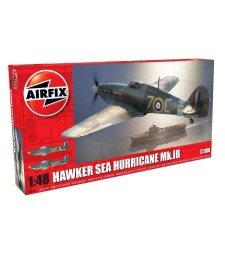 1:48 Hawker Sea Hurricane MK.IB - New livery