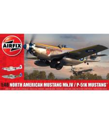 1:48 North American Mustang Mk.IV