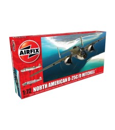 1:72 North American B25B Mitchell