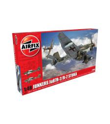 1:48 Junkers JU87B2/R-2