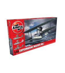 1:48 Supermarine Walrus Mk.I - New tool