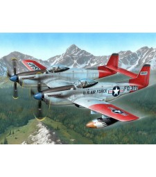 """1:72 F-82H Twin Mustang """"Alaskan All Weather Fight"""