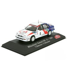 Mitsubishi Galant VR-4 - 1991 T. Salonen / V. Silander - ATLAS Editions Collection