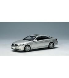 Mercedes-Benz CL Coupe 2006 (silver)