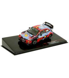 Hyundai i20 Coupe WRC - Rally Monte Carlo 2019 Thierry Neuville / Nicolas Gilsoul - # 11