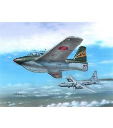 """1:72 Messerschmitt Me 163C """"What-If War"""""""