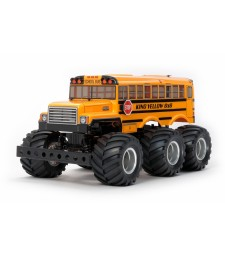 1:18 RC KING YELLOW 6X6 BUS (ESC REQUIRED)