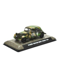 Citroen Traction Avant, France 1944 (WWII Collection by EAGLEMOSS)