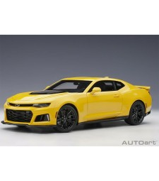 Chevrolet Camaro ZL1 2017 (bright yellow) (composite model/full openings)