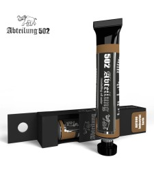 ABT090 Industrial Earth 20 ml - Abteilung 502 Oil paint