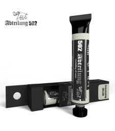 ABT100 Neutral Grey 20 ml - Abteilung 502 Oil paint