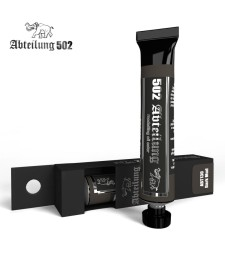 ABT130 Dark Mud 20 ml - Abteilung 502 Oil paint