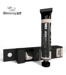 ABT240 Cream Brown 20 ml - Abteilung 502 Oil paint