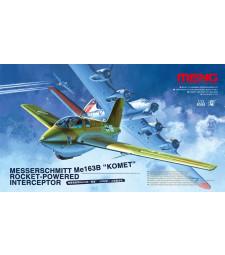 """1:32 Messerschmitt Me-163B """"Komet""""Rocket-Powered Interceptor"""