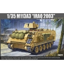 1:35 M113 IRAQ WAR VERSION