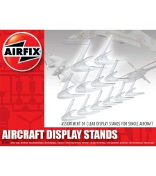 1:72 Aircraft Display Stand Assortment