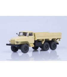 URAL-375N flatbed truck