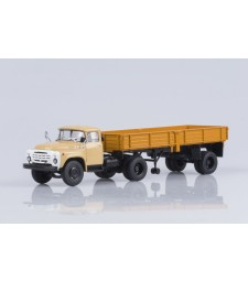 ZIL-130V1 with TrailerODAZ-885