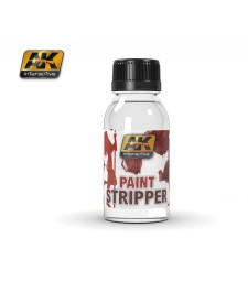 AK-186 PAINT STRIPPER (100 ml)  - Auxiliary Products